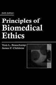 Principios de ética biomédica