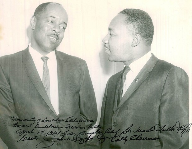 Reverend John Doggett Civil Rights Movement