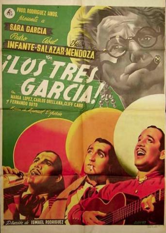 ***Los tres García***