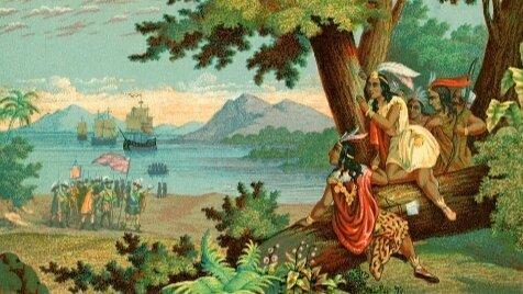 La exploración del continente.