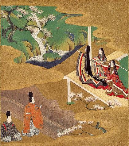Novela de Genji (Periodo Heian)
