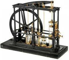 Máquina a Vapor de James Watt
