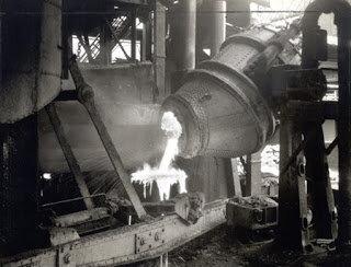 El procedimiento para batir el hierro fundido de Enrique Cart