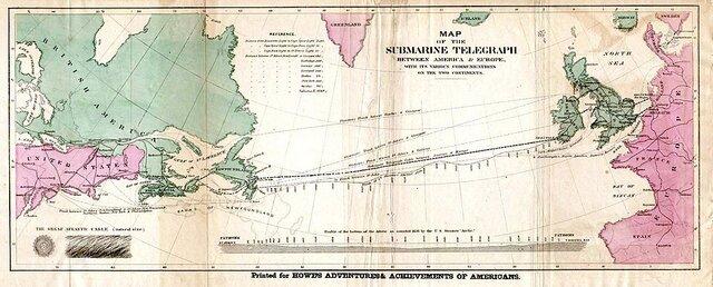 Cable transatlántico