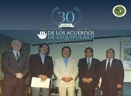 Cumbre presidencial que se denominó Esquipulas II