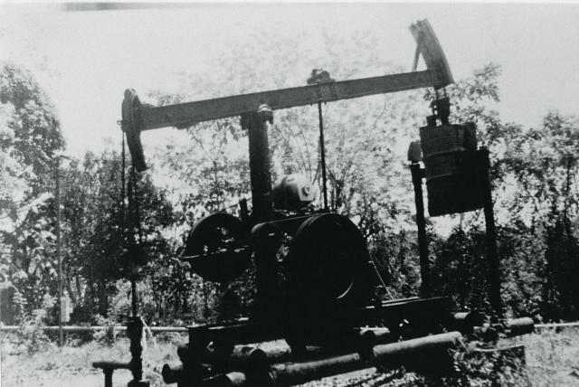 Exportación petrolera en Colombia