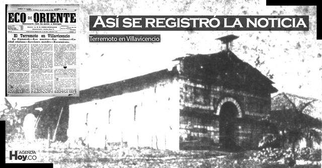 Terremoto de Villavicencio