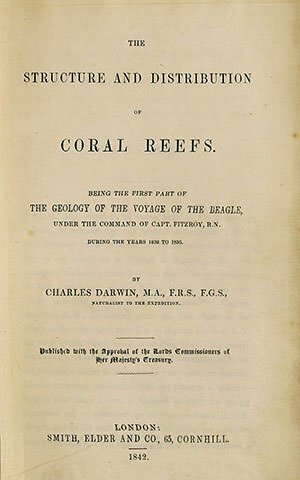 Solves the Mystery of the Formation of Coral Reefs and Atolls
