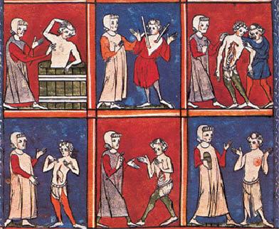Edad Media(siglo XXI): Los Hospitales