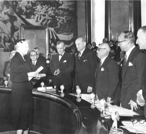 Declaración Universal de los Derechos Humanos(DUDH)