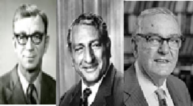 Herbert Simons y Harold J. Leavitt