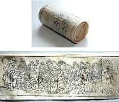Rollo xilográfico (Período Nara )
