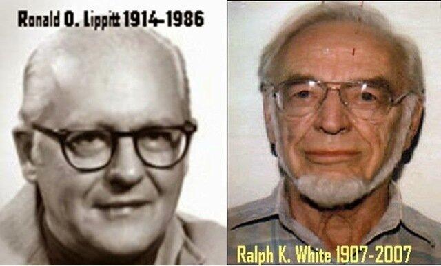 R. Lippitt y R.K. Whyte