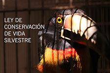 LEY DE CONSERVACION DE VIDA SILVESTRE