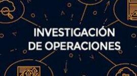 Eventos importantes en la Investigación de Operaciones timeline