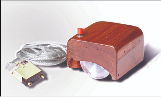 Invención del ratón (mouse) y la interface grafica