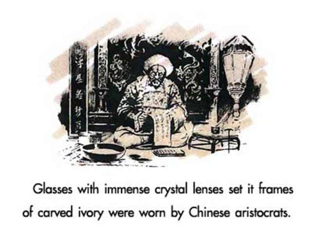 First Artistic Depiction of Eyeglasses (Part 2/3)