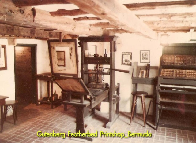 The father of modern-day literature (the printing press) Part3/4