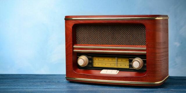 Aparacion de la radio