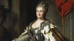 Catherine the Great of the Enlightenment Period  Era 1729-1796