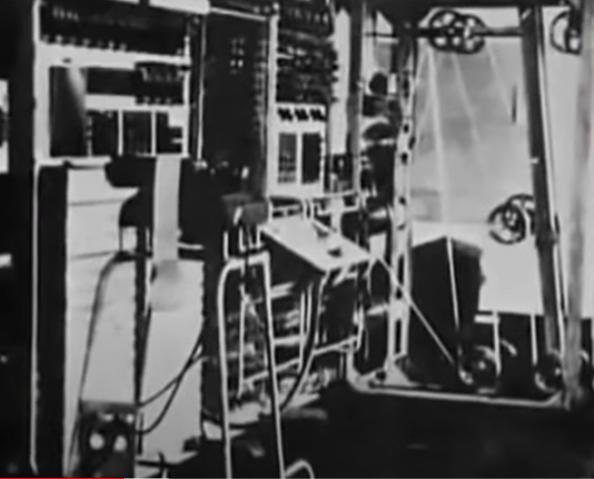 El Colossus primera computadora completamente electrónica