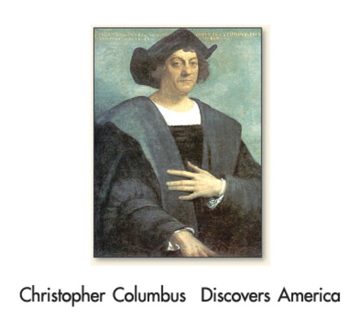 The discoverer of America (Part1/3)