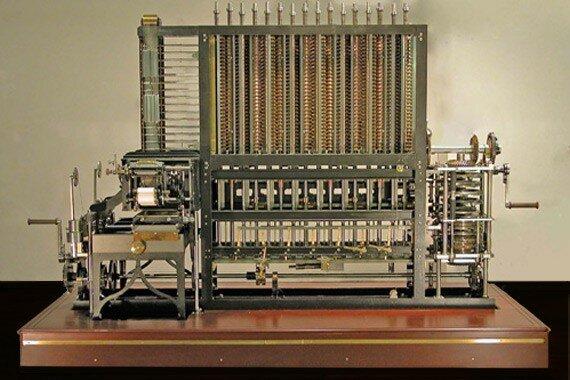 Se inventó una maquina analógica que utilizaba circuitos eléctricos. (1930)