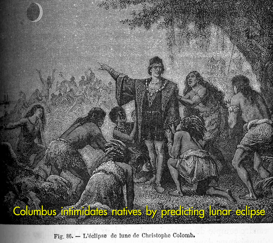The discoverer of America (Part3/3)
