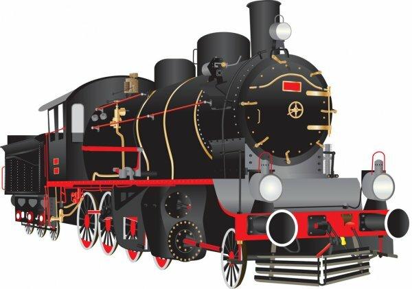 La invención de la Locomotora a Vapor