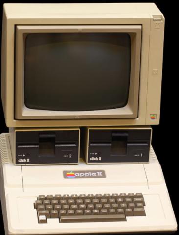 Ingresa al mercado el Apple II