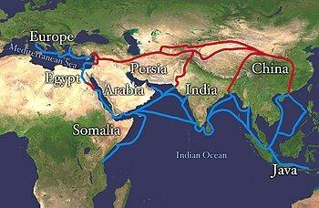 Creación de la Ruta de Seda