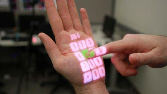 Equipamiento electrónico adaptado al cuerpo