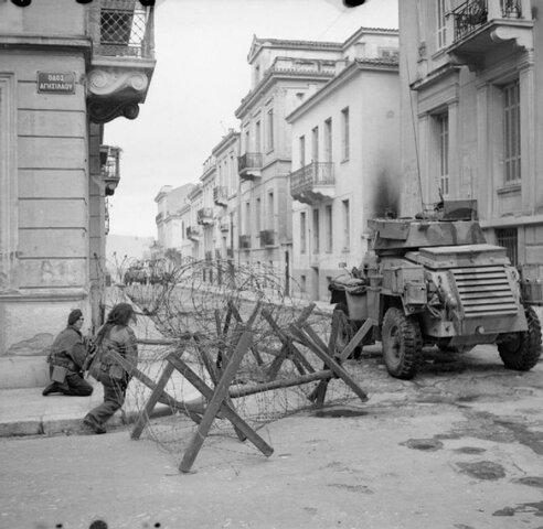 Guerra civil griega