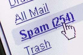 El 90% de los emails son spam.
