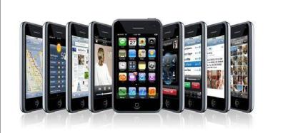 El 90% de todos los hogares estadounidenses tiene teléfono móvil.