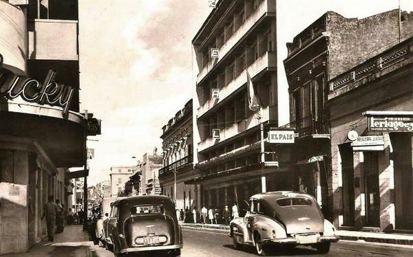 entre 1950 y 1070
