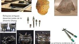 Arte chino timeline