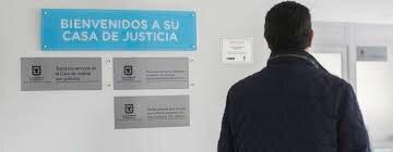 2001  1era casa de justicia.