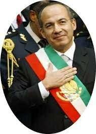 Felipe Calderón Hinojosa (2007 - 2012)