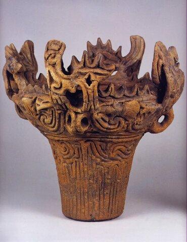 Período Jōmon (11000 a.C.-500 a.C.).