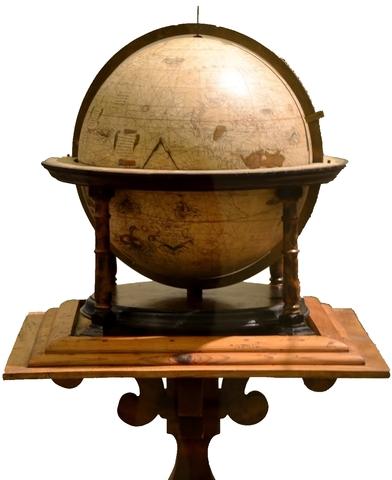 Mercator- World Map ( Part 2/3)