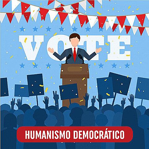 El HUMANISMO DEMOCRÁTICO - Siglos XIX - XX