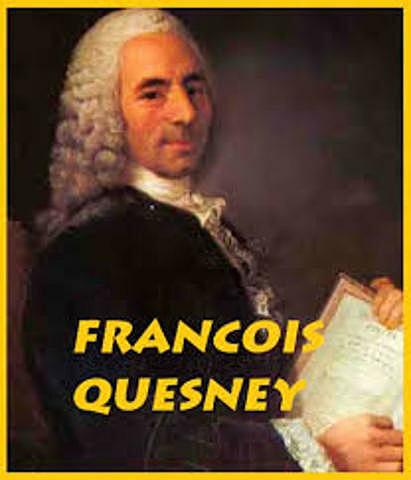 Quesnay y sus modelos de programación matemática