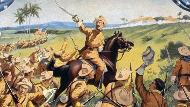 Spanish American War starts