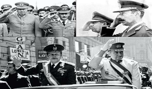 Las reformas educativas que se dieron en el periodo militar