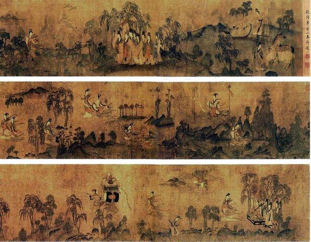 Período de las seis dinastías (220 y 618)