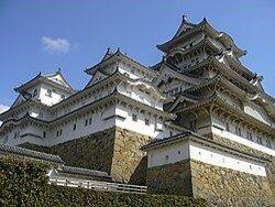Japón: Castillo Himeji