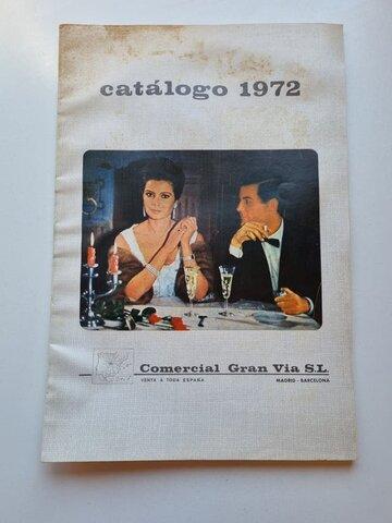 Venta por catálogo-1972