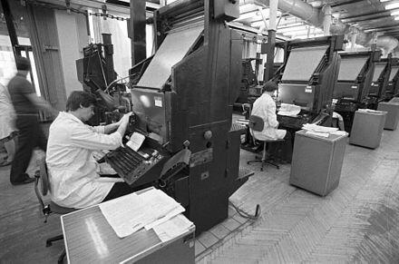 Imprenta- 1985