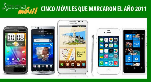 Smartphones-2011